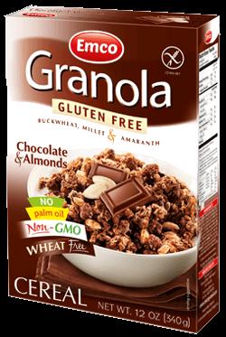 GF Granola chocolate 12oz