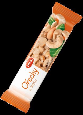 Ořechy a kešu