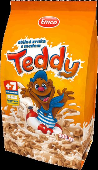 Teddy s medem