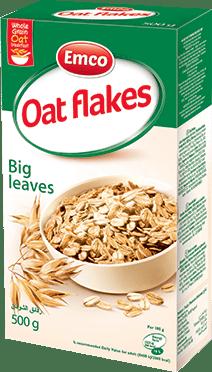 Oat flakes – Big leaves