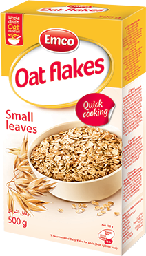 Oat flakes – Small leaves