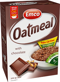 Oat meal – Chocolate