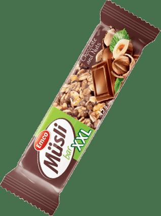XXL Müsli bar chocolate