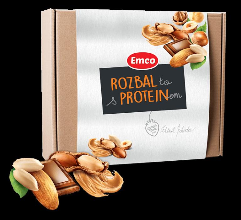 Rozbal to s proteinem