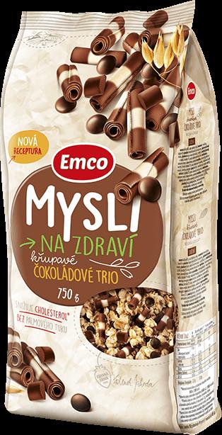 Čokoládové trio