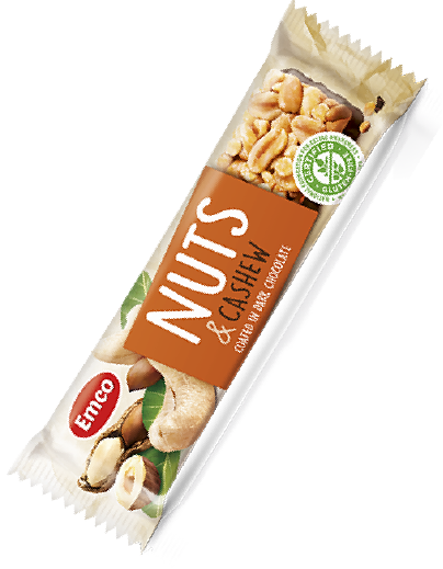 Bar Nuts and cashew