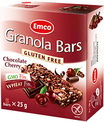 Emco Granola - Chocolate Cherry