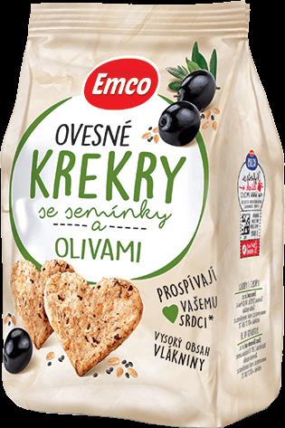 Se semínky a olivami
