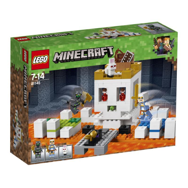 Bojová aréna, LEGO Minecraft