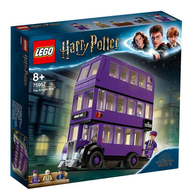 Záchranný kouzelnický autobus, LEGO