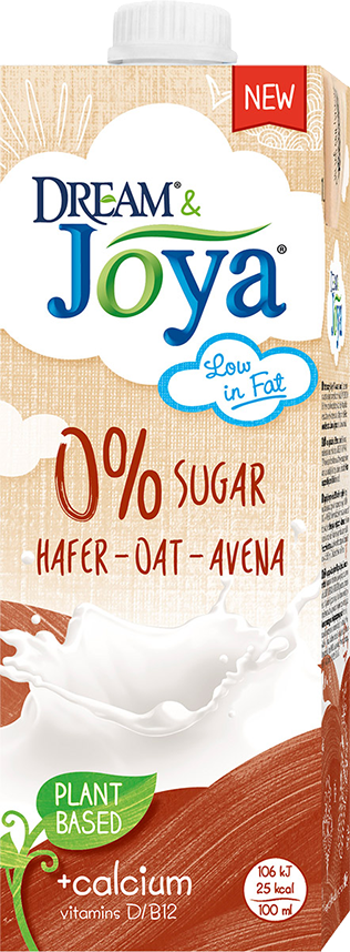 Levně Joya ovesný nápoj bez cukru