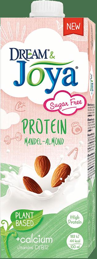 Joya mandlový nápoj protein, bez cukru
