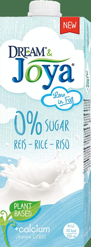 Joya rýžový nápoj bez cukru