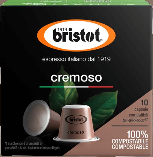Levně Bristot kapsle Cremoso