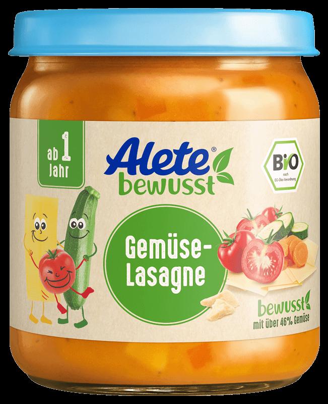 Levně Těstoviny lasagne se zeleninou, BIO
