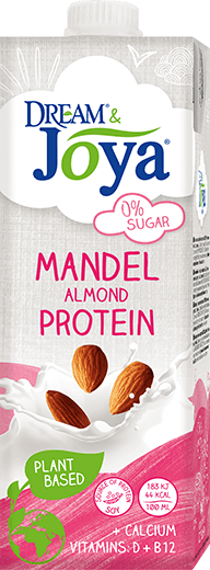 Joya mandlový nápoj protein, bez cukru, 1l